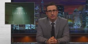 John Oliver Addresses Americans' 'Fairy Tale' Ideas About Torture