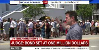 Charleston's Extraordinary Grace Moves MSNBC Reporter To Tears