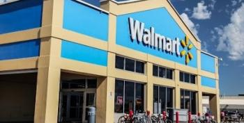Walmart Hoarding Cash Overseas To Avoid Taxes