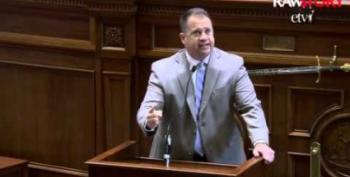 SC Senator Opens Confederate Flag Debate With Unhinged Gay Marriage Rant