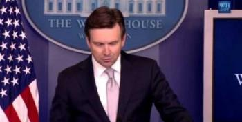 White House Rips Republicans Over Confederate Flag Fracas, Trump
