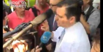 Ted Cruz Lies About Iran On The Campaign Trail