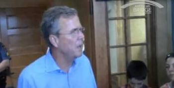 Jeb Bush Says #BlackLivesMatter Is Just A Politically Correct Slogan