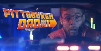 Open Thread - Pittsburgh Dad Back To The Future!