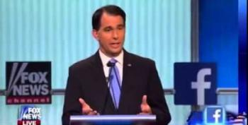 Walker: No Abortions Even To Protect The Life Of The Mother