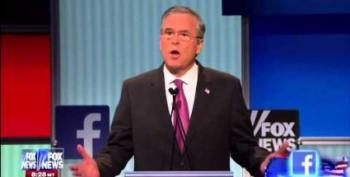 Jeb Bush's Service On Bloomberg Foundation Disappears Into The Memory Hole (Updated)