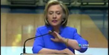 Hillary To Andrea Mitchell: Let's Not Let Donald Trump Distract Us From What Marco Rubio Said