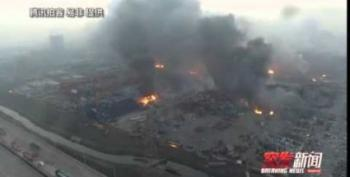 No Cause Identified Yet For Explosion In China