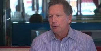 John Kasich Tries To Hide His Original Support For The  Iraq War