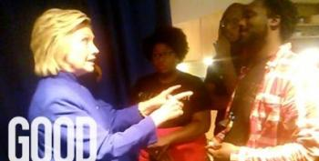 Video: Hillary Clinton's Meeting With #BLM Activists