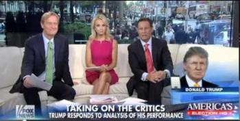 Donald Trump Declares War On Frank Luntz