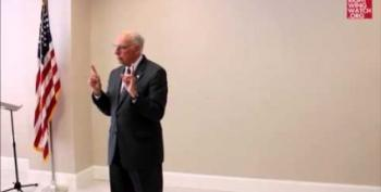 Rafael Cruz Seems To Have An Intimate Relationship With Satan