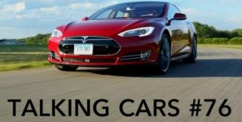 New Tesla Model 'Broke' Consumer Reports' Testing Scale
