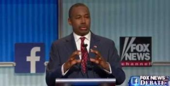 Monmouth Poll: Carson Tied With Trump In Iowa