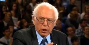 Bernie Tells Liberty U. Students: GOP Cares About Fetuses, Not Children