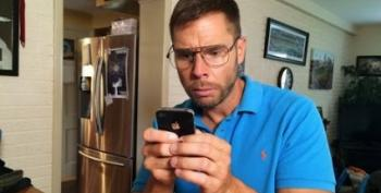 Open Thread - Dad Gets An IPhone