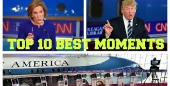 Top 10 Best Moments From GOP Debate #2
