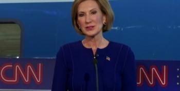 Dear CNN: We See You Hiding Behind Carly Fiorina Instead Of Doing Your Job