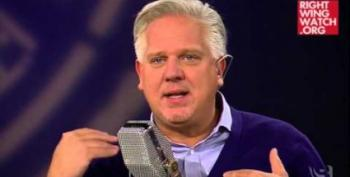 Glenn Beck Concocts Conspiracy Theory For Conspiracy Theorists
