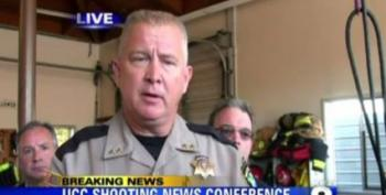 Oregon Sheriff Protested Any New Gun Control Laws After Sandy Hook