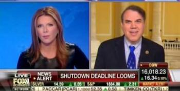 Alan Grayson Schools Fox Biz On How Government Should Work
