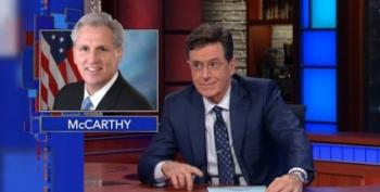 Colbert On UCC Shooting: 'I Do Know The Definition Of Insanity'