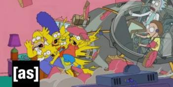 Open Thread - The Simpsons Get Squeezed