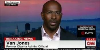 Van Jones Whacks Rupert Murdoch For 'Real Black President' Tweet