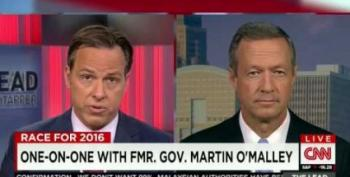 For Martin O'Malley, Most To Prove, Nothing To Lose