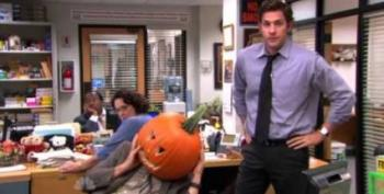 Open Thread - Pumpkin Head