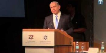 Bibi Netanyahu Goes Godwin: 'Hitler Didn't Want To Exterminate The Jews'