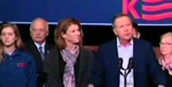 John Kasich Loses It:  What Has Happened To 'Our Party' And The 'Conservative Movement?'