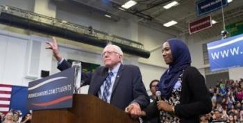 Bernie Sanders At George Mason U.: I Will Lead Effort To Fight Racism