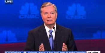 Lindsey Graham: Believing Climate Science Doesn't Make Me A Democrat