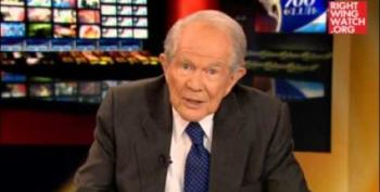 Pat Robertson: God Will Destroy Financial Markets Because Of Marrying 'Sodomites'