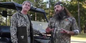 David Vitter Turns To Duck Dynasty's Willie Robertson For Help In Political Ad