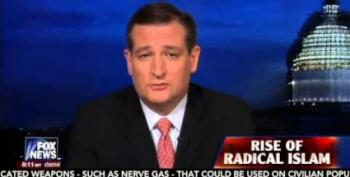 Ted Cruz Blows The 'Obama Secret Muslim' Dog Whistle