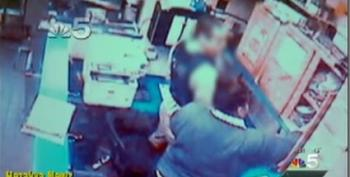 Chicago Cops Caught On Camera Deleting Burger King Video