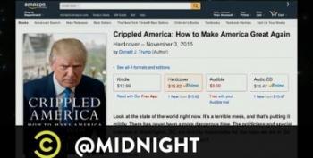 Open Thread - Trump's Book Cliff's Notes