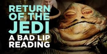 Open Thread - Bad Lip Reading Takes On Star Wars