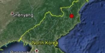 North Korea Claims Successful Detonation Of Hydrogen Bomb