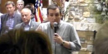 Ted Cruz Tells DREAMer He Will Deport Her
