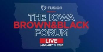 Watch The 2016 Brown & Black Democratic Presidential Forum LIVE