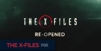 New X-Files Reboot Was One Hot Mess