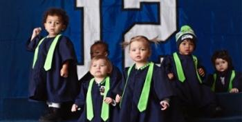 Open Thread - Super Bowl Babies!