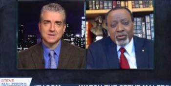 Crazy Birther Alan Keyes Says Cruz Birtherism 'Degrades American Politics'