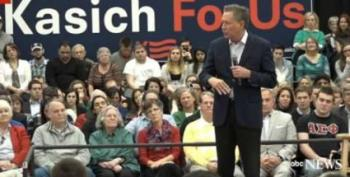 John Kasich Brags 'Women Left Their Kitchens To Support Me' (Updated)