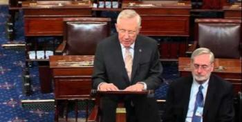 Senator Reid Tells Chuck Grassley To Do His Damn Job