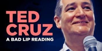 Bad Lip Reading Does Ted Cruz