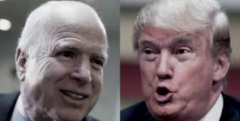 NOT Great News For John McCain:  A Trump Ticket